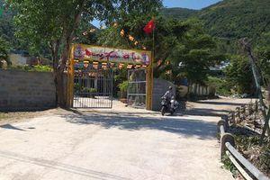 Đồng bào vùng sạt lở ở xóm Núi tại TP Nha Trang vẫn nỗi lo an cư