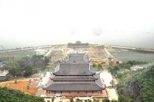 Tam Chúc - Ngôi chùa lớn nhất thế giới đang thành hình