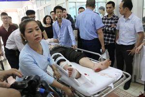 3 ngày nghỉ Tết, Bệnh viện Việt Đức chật cứng bệnh nhân cấp cứu