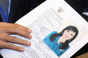 Công chúa Thái Lan ra tranh cử Thủ tướng