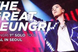 Concert của em út nhóm Big Bang bị khán giả đòi tẩy chay