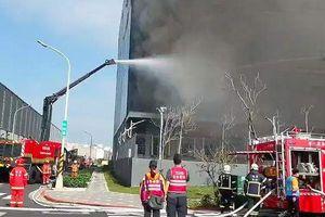 Cháy nhà kho ở Đài Loan: 3 lao động Việt Nam thiệt mạng, 1 người nguy kịch