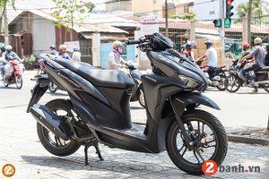 Giá xe Vario 150 và Vario 125 mới nhất tháng 2/2019 tại đại lý Việt Nam