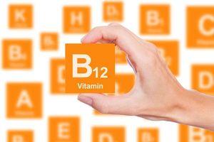 Tác dụng ít biết của vitamin B12