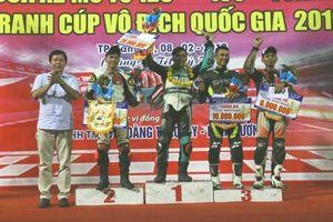 Sôi nổi Giải đua xe Moto toàn quốc - tranh Cúp vô địch quốc gia 2019