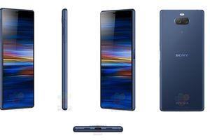 Rò rỉ thiết kế Sony Xperia XA3 với màn hình giống Bphone 3