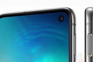 Lộ hình ảnh Samsung Galaxy S10e: Nút nguồn gây nhiều tranh cãi