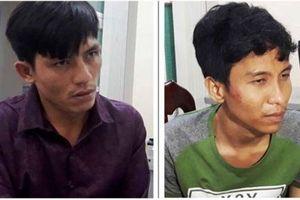 Bắt 2 nghi phạm cướp tiền tại trạm thu phí cao tốc Long Thành