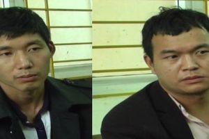 Bắt hai đối tượng người nước ngoài cướp taxi ở Lào Cai vào ngày mùng 2 Tết