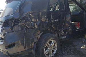 Kết quả kiểm tra ma túy tài xế vụ xe khách tông xe Santa Fe tại Thanh Hóa?