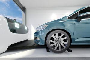 Ấn tượng robot đỗ xe tự động tại sân bay Gatwick