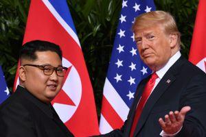 Tổng thống Trump thông báo sẽ gặp ông Kim Jong-un tại Hà Nội