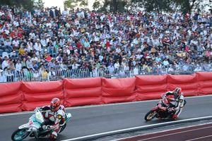 Sôi nổi giải đua xe Moto toàn quốc 2019 ở Cần Thơ
