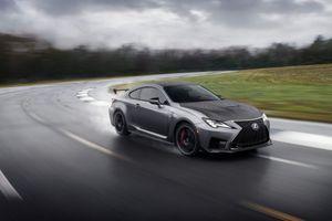 Lexus RC F Track Edition 2020 có động cơ 5.0L, BMW M4 nên dè chừng