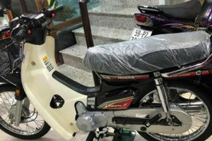Những mẫu xe Honda Dream gây sốt làng xe Việt thời gian qua
