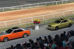 Dũng 'Lò Vôi' khoe xe sang Bentley và Rolls-Royce hơn 65 tỷ