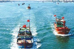 Mỗi ngư dân là một chiến sĩ, mỗi con tàu là một cột mốc bảo vệ biển đảo