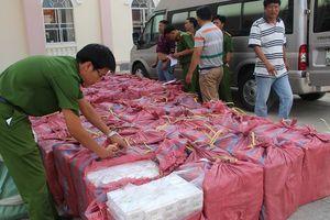 Cần Thơ: Phát hiện lượng thuốc lá lậu khủng từ biên giới về