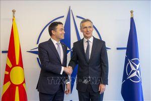 Quốc hội Hy Lạp ủng hộ nỗ lực gia nhập NATO của Macedonia