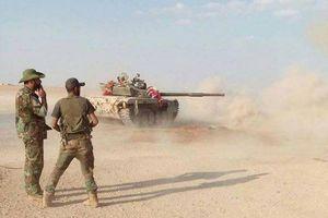 Sư đoàn cơ giới số 4 Syria đánh phá ác liệt chiến tuyến al-Qaeda tại Idlib