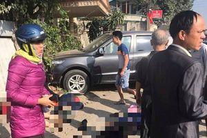 Thanh Hóa: Hai ô tô đâm nhau, nhiều người chết
