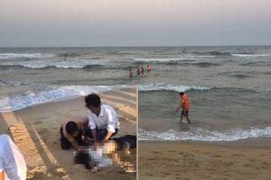 Thông tin mới nhất vụ học sinh đuối nước ở Quảng Nam: Vẫn còn 2 học sinh chưa tìm thấy