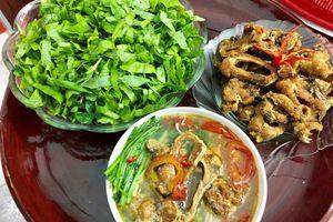 Về Thành Nam ăn bún cá đặc sản ngày Tết