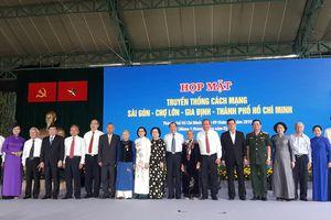 Hào hùng Truyền thống Cách mạng Sài Gòn - Chợ Lớn - Gia Định