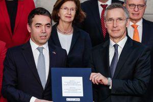 Hy Lạp phê chuẩn nghị định thư cho Macedonia gia nhập NATO