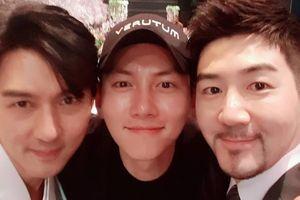 Ji Chang Wook và dàn sao nam gây chú ý trong đám cưới đàn anh