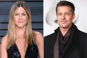 Brad Pitt âm thầm đến dự sinh nhật vợ cũ Jennifer Aniston