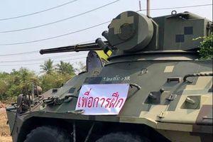 Rộ tin đồn đảo chính ở Thái Lan, cảnh sát trong tình trạng báo động