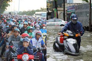TPHCM: Nhiều giải pháp kỳ vọng giảm ngập nước, kẹt xe năm 2019