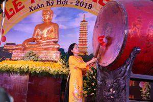 Lễ khai hội chùa Bái Đính Xuân Kỷ Hợi 2019