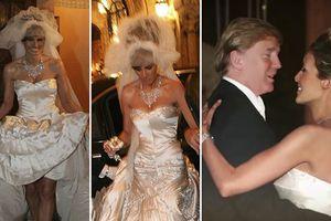 Bật mí thú vị về váy cưới của các Đệ nhất phu nhân Mỹ