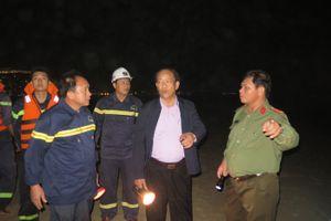 Tìm thấy thi thể 2 học sinh Quảng Nam mất tích trên biển chiều mùng 4 Tết