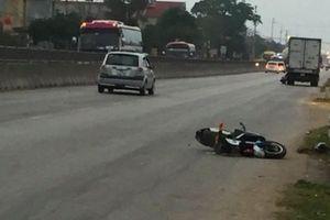 Hai học sinh thương vong do bị xe ô tô tông