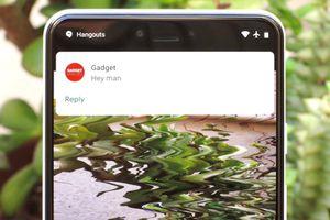 Chặn thông báo khi sử dụng camera trên điện thoại Android