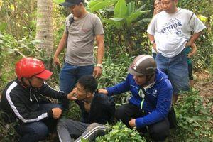 Hiệp sĩ bắt gọn đối tượng thực hiện hơn 9 vụ trộm