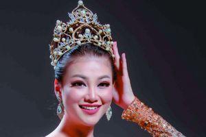 Hoa hậu Trái Đất Nguyễn Phương Khánh: Tự tin sắc đẹp Việt
