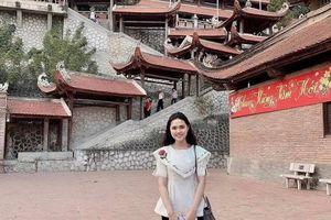 Bị chê 'hãm vô cùng', bạn gái Duy Mạnh đáp trả cực gắt: 'Năm mới chúc em sống nhân hậu hơn'