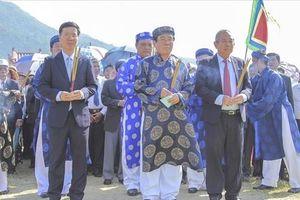 Bình Định kỷ niệm 230 năm chiến thắng Ngọc Hồi - Đống Đa