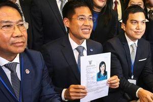 Nhà vua Thái Lan không cho phép chị gái tranh cử Thủ tướng