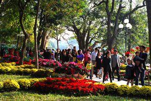 Hà Nội đón gần 515.000 lượt khách trong 9 ngày nghỉ Tết Nguyên đán