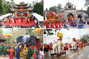Du xuân với những lễ hội đậm chất dân gian của Hà Nội