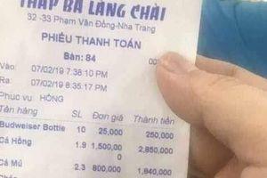 Nha Trang – Khánh Hòa: Lực lượng chức năng đang tiến hành xác minh việc 'chặt chém' du khách