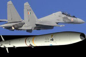 Thẳng tay loại R-73 trên Su-30MKI, Ấn Độ chọn tên lửa tối tân ASRAM của Anh