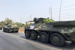 Thái Lan: Xuất hiện tin đồn đảo chính, cảnh sát báo động