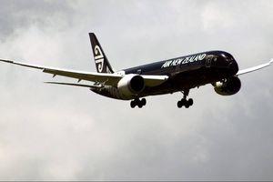 Máy bay New Zealand buộc phải quay đầu ở TQ vì không được phép hạ cánh