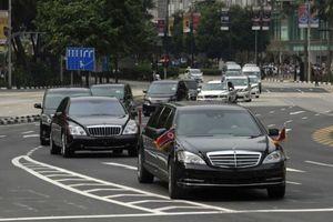 Ông Kim Jong Un vừa tậu Mercedes-Maybach S600 limo chống đạn mới nhất